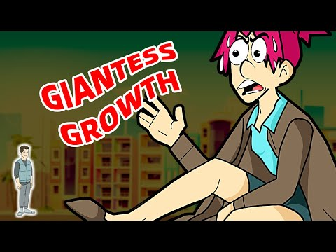 Giantess Growth Adventure. I Grew 300 Feet, But My Boyfriend Shrank to the Size of a Pea.