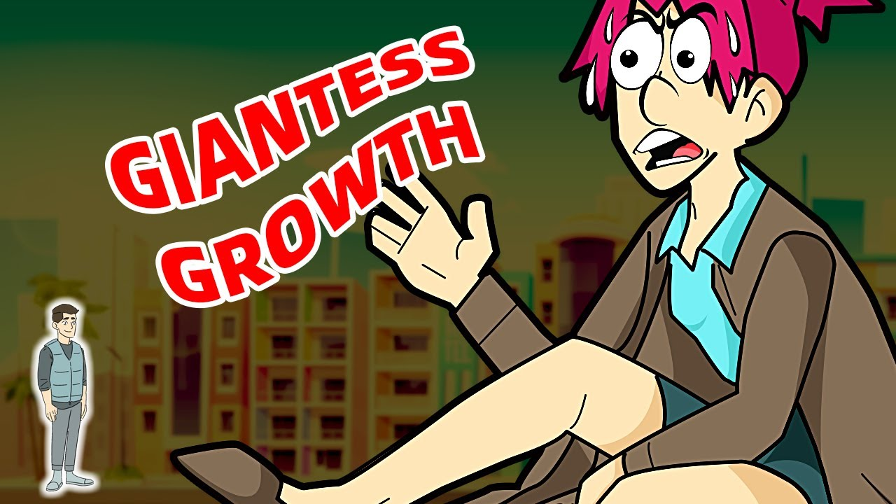 Grow giantess BustArtist's BA