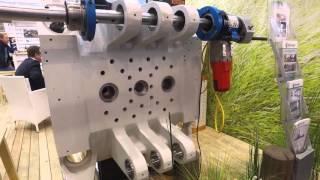 EUROGUSS 2016: Produktvideo Druckguss Service Deutschland GmbH - Aufpanzern von Formaufspannplatten