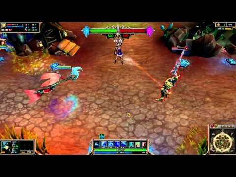Full - Koi Nami League of Legends Skin Spotlight