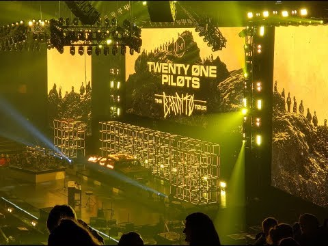 ||-// twenty one pilots: The Bandito Tour Live in Phoenix, AZ 11-09-18 @ Talking Stick Resort Arena
