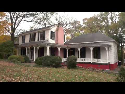 Athens Heritage Foundation Walking Tours - Dearing Street with Steven Brown and Theresa Flynn