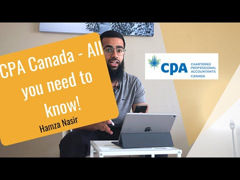 Chartered Professional Accountant (CPA) Canada I All you need to know!