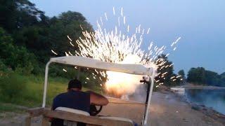 When Fireworks Get Sketchy (Gone Wrong)