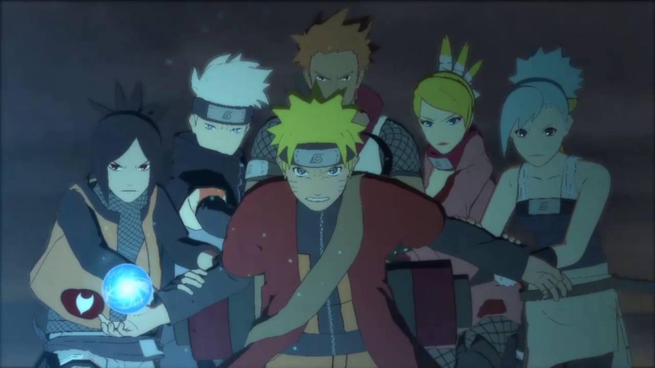 Naruto online pt primeiro vdeo promocional youtube reheart Choice Image