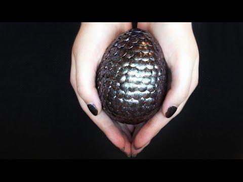 Simple Dragon Egg Tutorial | RUBYREM DIY