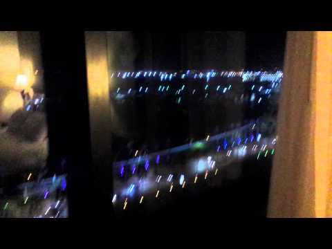 Panama City Mirmar hotel room