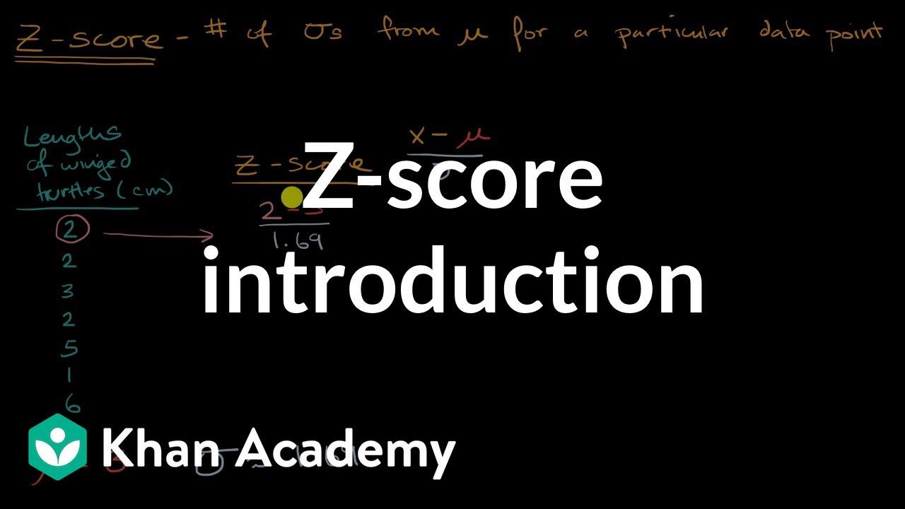 Z-Score: Definition, Calculation & Interpretation  Simply Psychology
