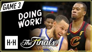 Rodney Hood Full Game 3 Highlights vs Warriors 2018 Finals - 15 Pts, 6 Reb