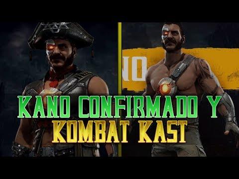 MK11 | Kano confirmado para Mortal Kombat 11, Traje de Pirata Exclusivo y Kombat Kast thumbnail