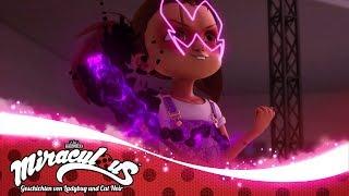 MIRACULOUS 🐞 Ladybug in Nöten - Super-Bösewichte 🐞 Geschichten von Ladybug und Cat Noir