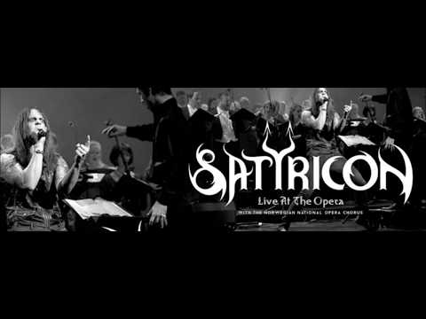 Satyricon - Live at the Opera (Album Player)