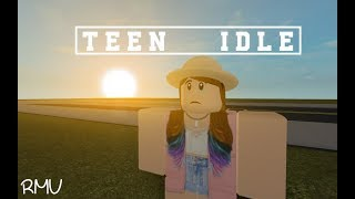 Teen Idle Roblox Music Video