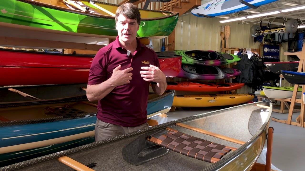 Swift Solo Canoes