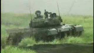 China PLA Type 99 VS Japan JGSDF Type 90 MBT Ability Battle