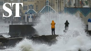 The science behind Storm Ciara | Sunday Times News