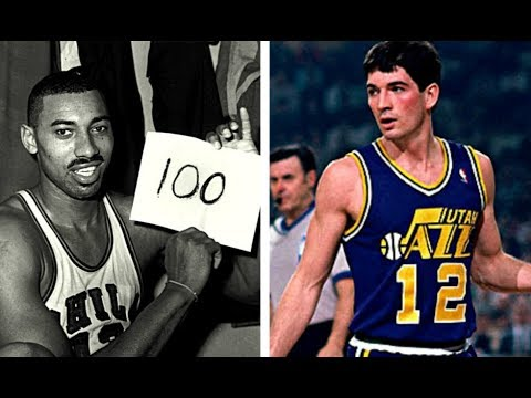 Top 10 NBA Records that will Never be Broken