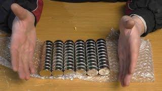 видео неодимовые магниты