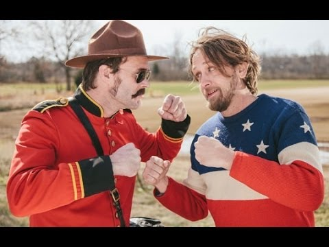 Corb Lund - Bible On The Dash ft Hayes Carll [Official Music Video]