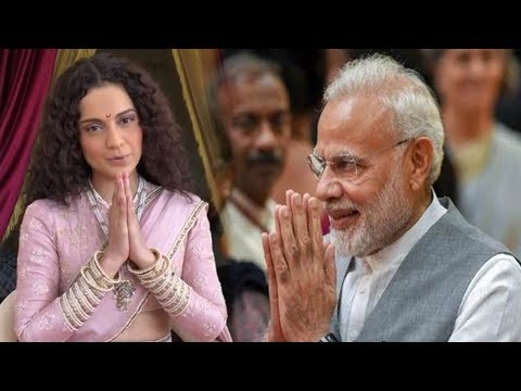 Manikarnika: The Queen of Jhansi Set Video | Kangana Ranaut WISHES Message To Narendra Modi