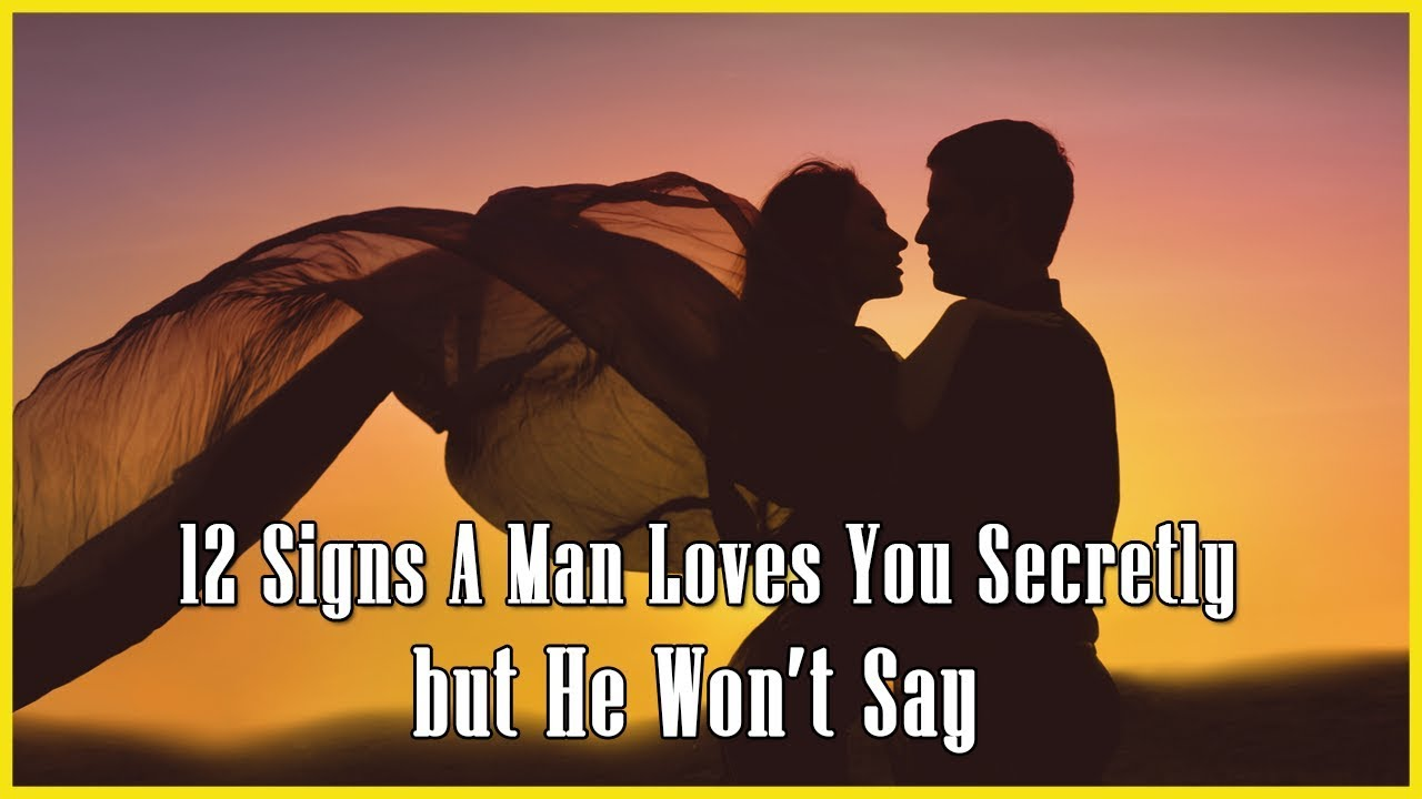 signs a man loves you