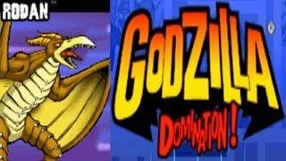Godzilla - Domination - Rodan (GBA)