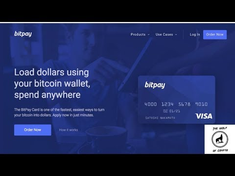 BitPay | Crypto Debit Card | Bitcoin Hard Wallet