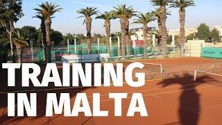 Tennis Training In Malta 2019