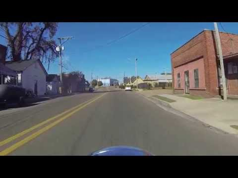 Clarksdale, MS, Part 1: Driving to Blues Alley