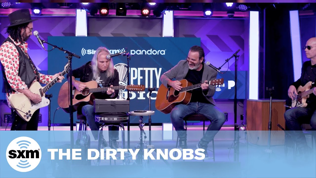 The Dirty Knobs - Pistol Packin' Mama [Live for SiriusXM]