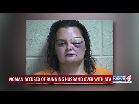 Woman Ran Over and Killed Husband With ATV in Pottawatomie County