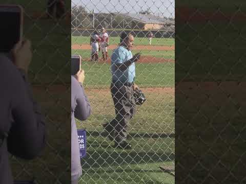 Maui - Umpire Walks Out From Kids Game After Parent Makes Short Joke