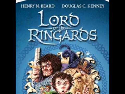 Lord of the ringards Saga Mp3 PARODIE Saison 1 intégrale