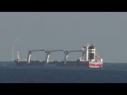 "Offshore Wind farm ""Luchterduinen"", Netherlands - 2015-09-19"