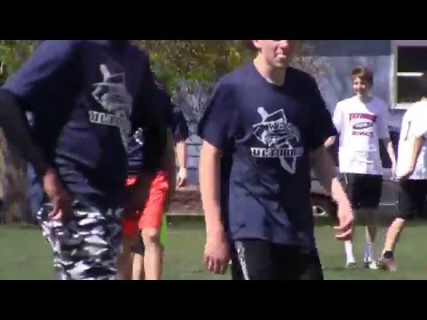 Colorado Springs Ultimate Tournament TCA game 3