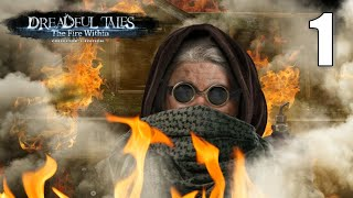 Dreadful Tales 2: The Fire Within CE [01] Let's Play Walkthrough - START OPENING - Part 1