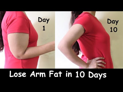 Lose Arm Fat in 1 WEEK Get Slim Arms | Arms Workout Exercise for Flabby Arms & Tone Sagging Arms