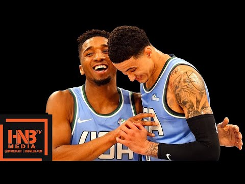 Team World vs Team USA Full Game Highlights | Feb 15, 2019 NBA Rising Stars Game