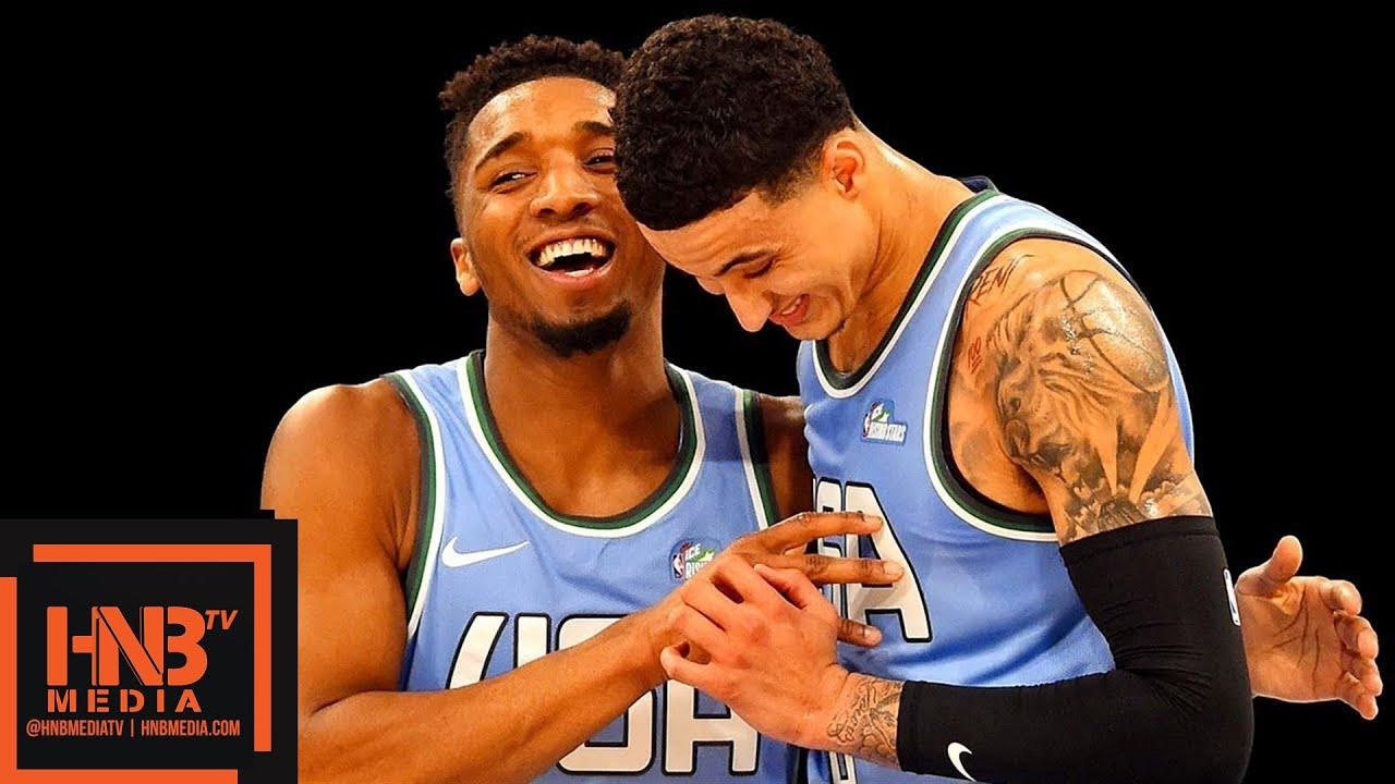 Team World vs Team USA Full Game Highlights | Feb 15, 2019 NBA Rising Stars Game