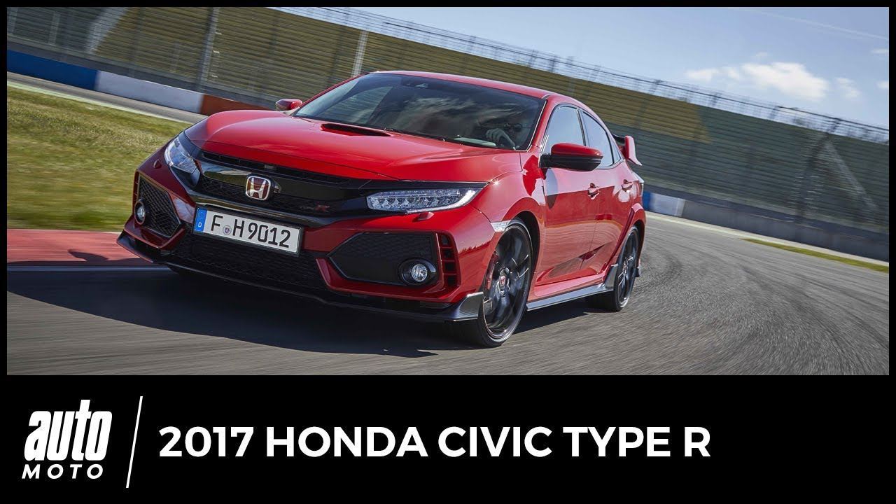 honda civic type r 2017 essai un monstre plus civique prix performance fiche technique. Black Bedroom Furniture Sets. Home Design Ideas