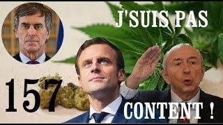 J'SUIS PAS CONTENT ! #157 : SNCF en grève, Quenelles au Cannabis & Corruption des Elus !