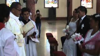 NOVIO DESMAYADO EN MATRIMONIO.MPG