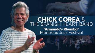 """Chick Corea & The Spanish Heart Band - Armando's Rhumba"""""""