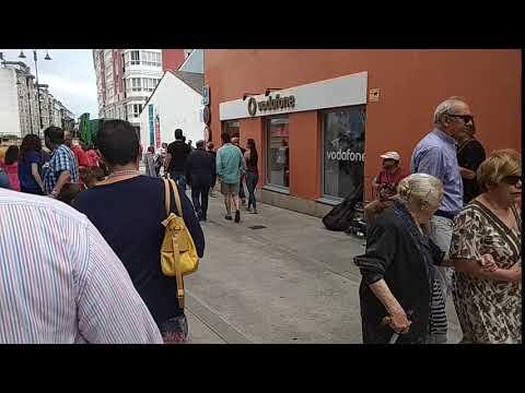 Ribadeo celebra San Roque