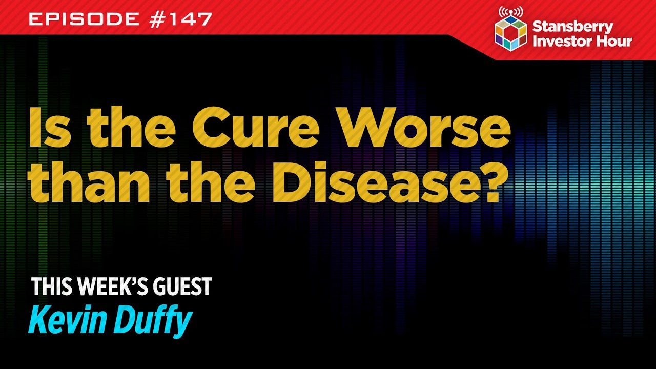 Is the Cure Worse than the Disease? - YouTube