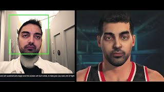 NBA 2K15 - Your Time Has Come To Face Scan