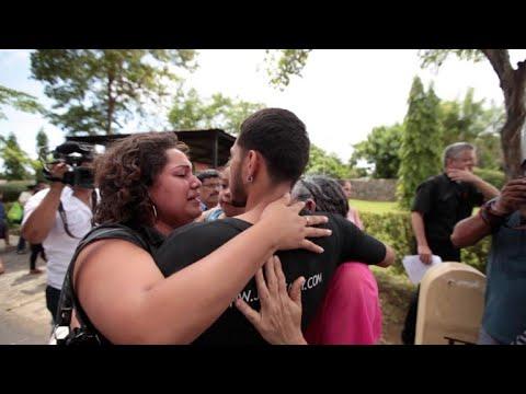afpes: Liberados 26 jóvenes detenidos en protestas contra Ortega