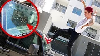 KIAN LAWLEY DESTROYS MY NEW JEEP!!