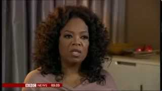 Gambar cover Oprah Winfrey to BBC --Many Americans Disrespect Obama Because He Is BLACK