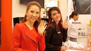 TFTMA - Thailand International Fishing Tackle Show 2014 Highlights